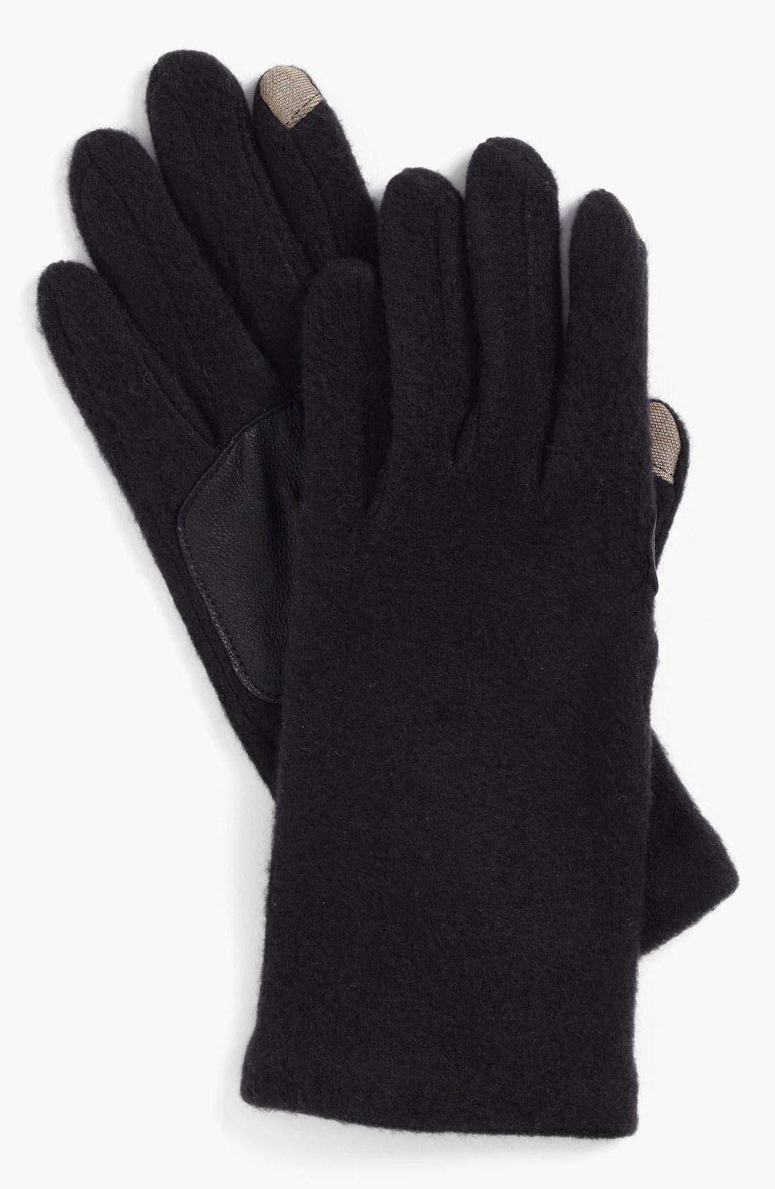 Alternate Image 2  - Echo 'Touch Milk Basic' Tech Gloves