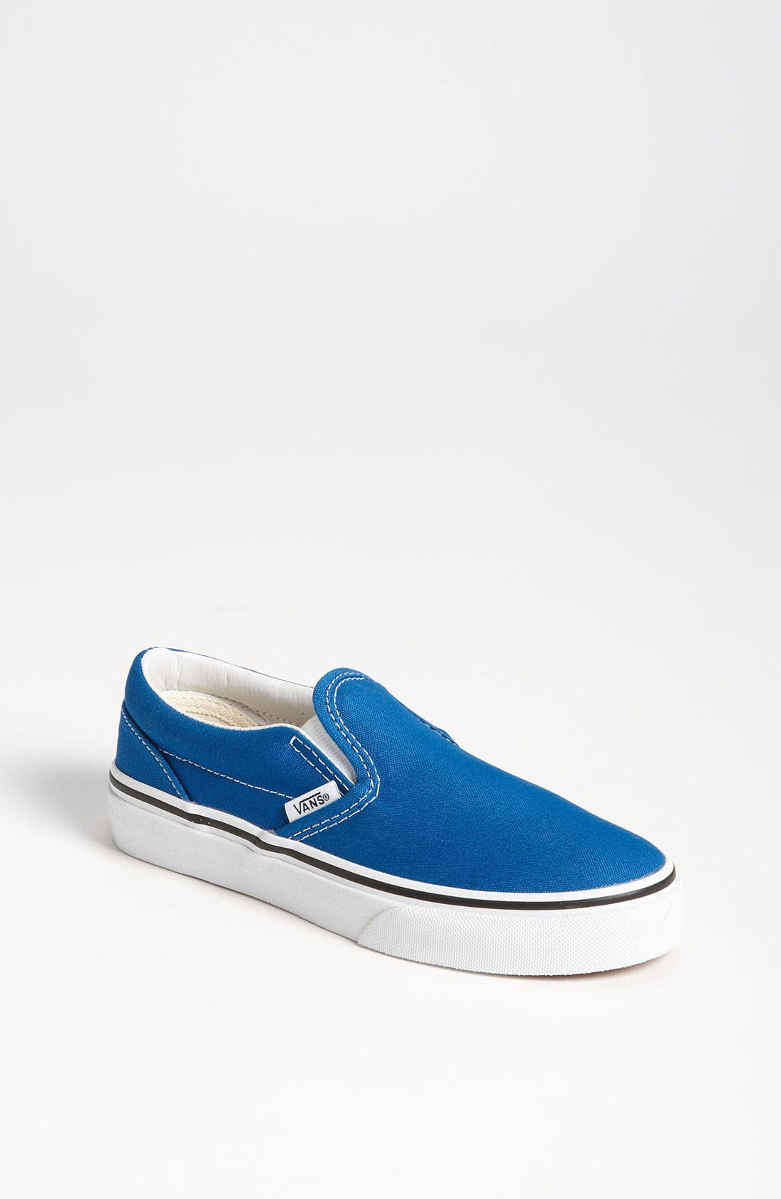 Alternate Image 1 Selected - Vans 'Classic' Slip-On (Toddler, Little Kid & Big Kid)