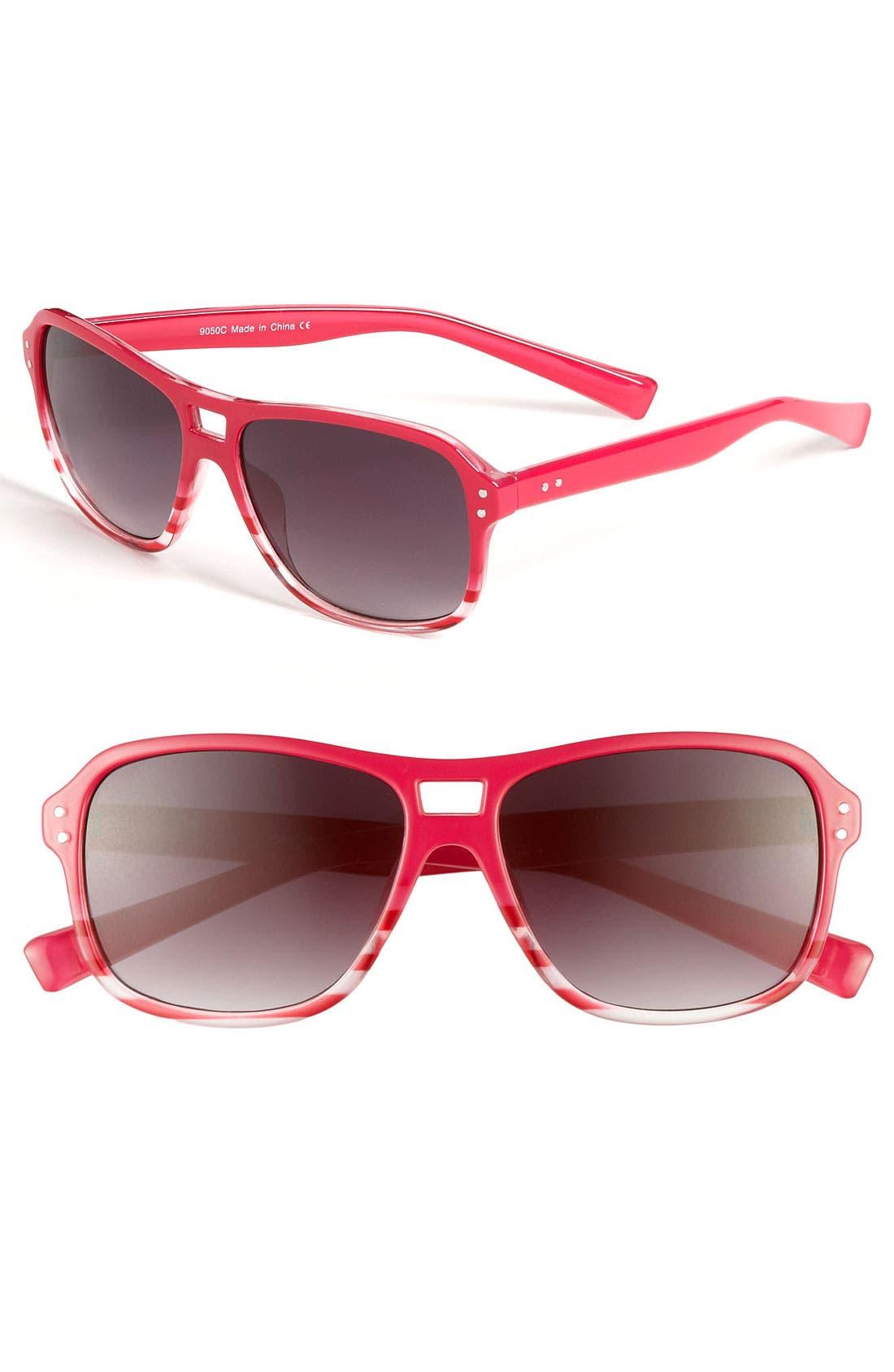 Alternate Image 1 Selected - KW 'Everest' Sunglasses