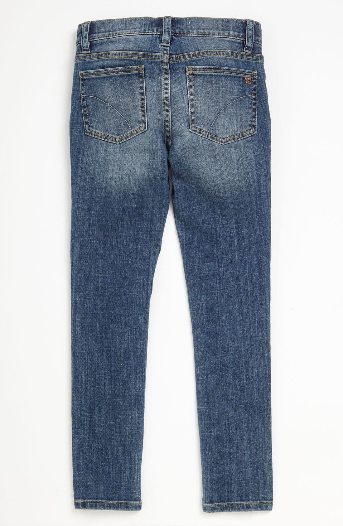 Alternate Image 1 Selected - Joe's Skinny Jeans (Big Girls)