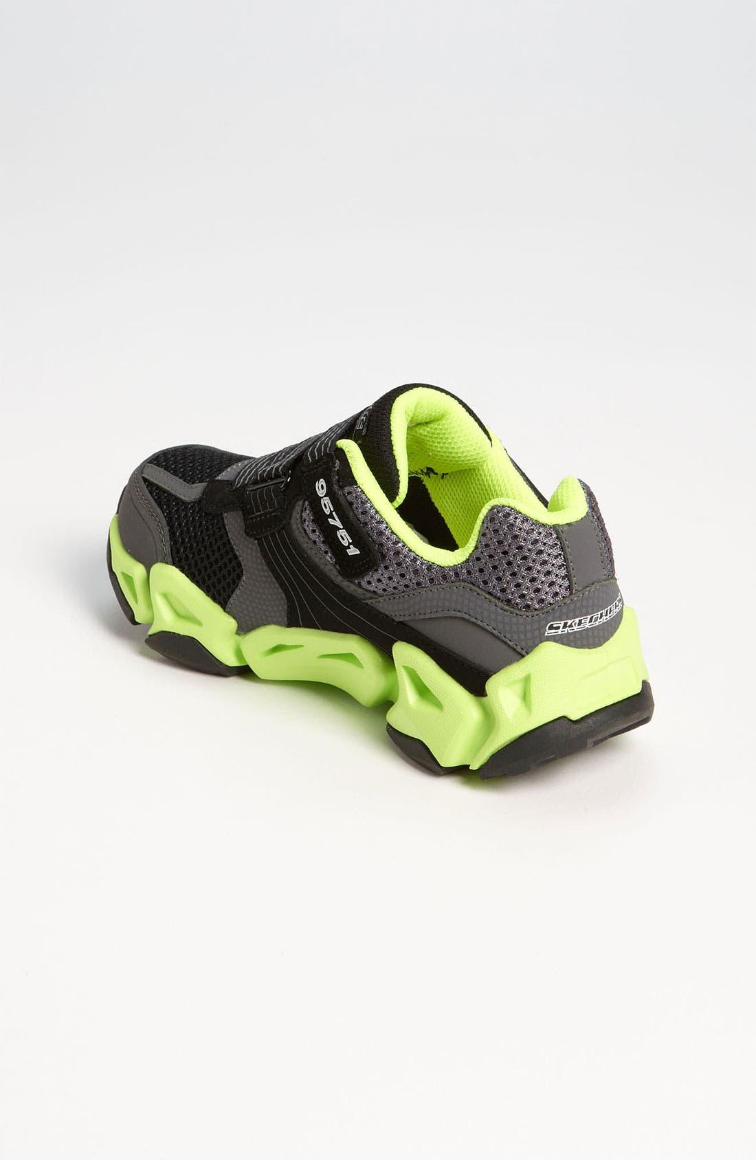 Alternate Image 2  - SKECHERS 'Fierce Flex' Sneaker (Walker, Toddler, Little Kid & Big Kid)