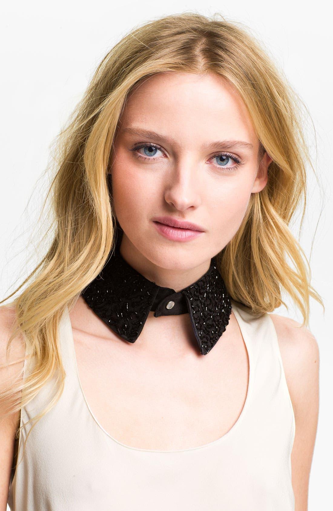 Main Image - Echo Beaded Collar