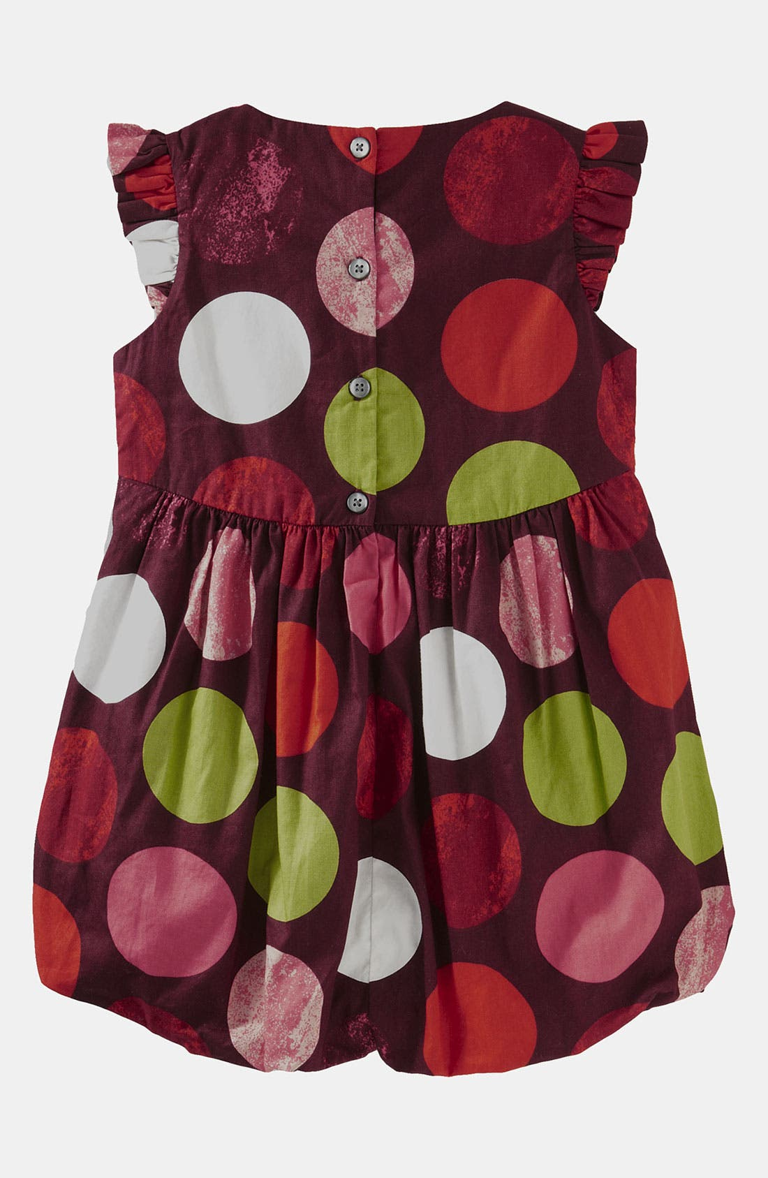 Alternate Image 2  - Tea Collection Watercolor Bubble Dress (Infant)