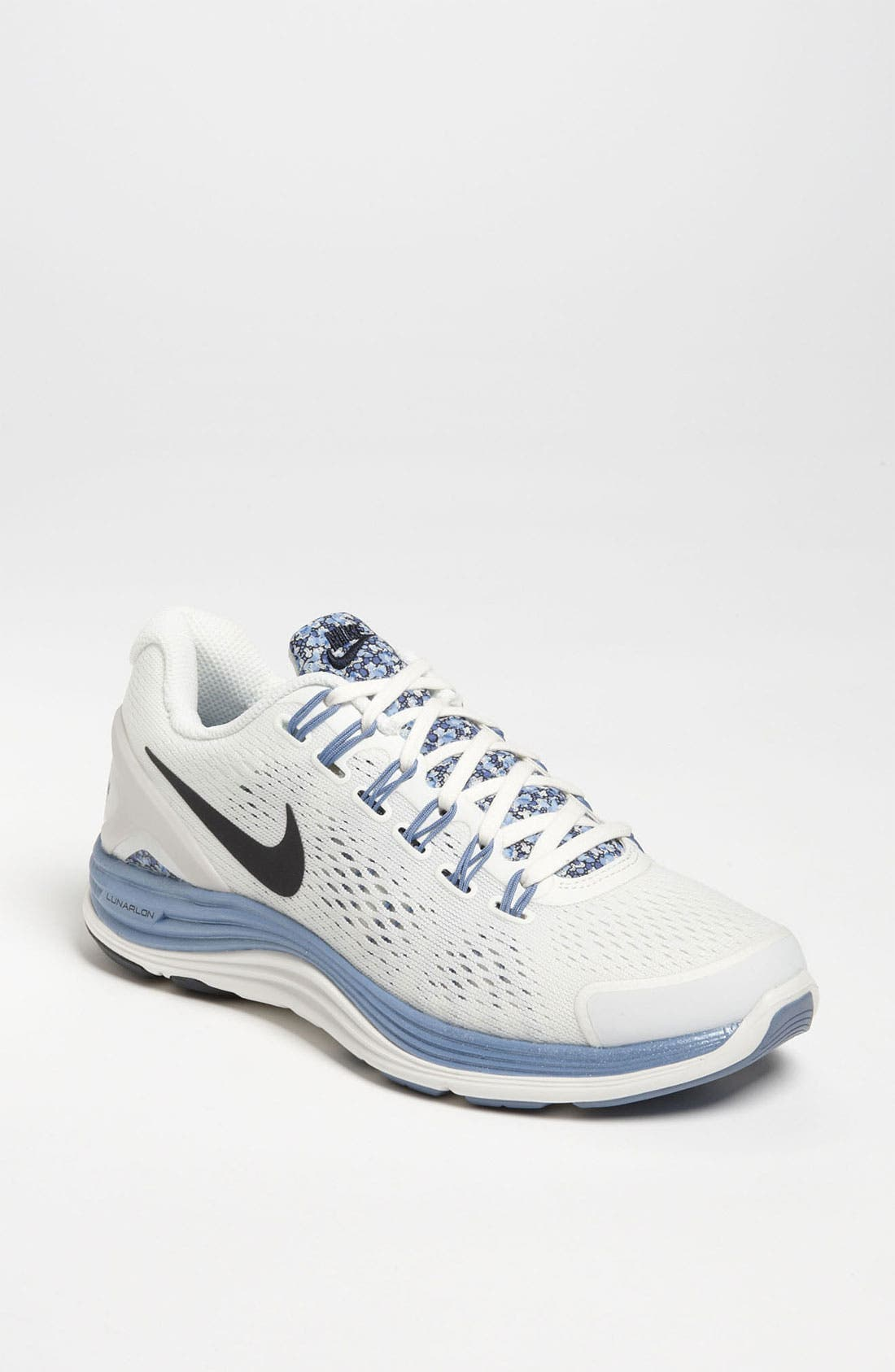Alternate Image 1 Selected - Nike 'LunarGlide+ 4 Liberty' Sneaker (Women)