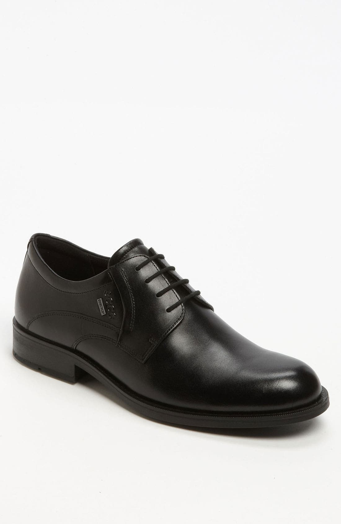 Main Image - ECCO 'Birmingham' Plain Toe Derby (Online Only)
