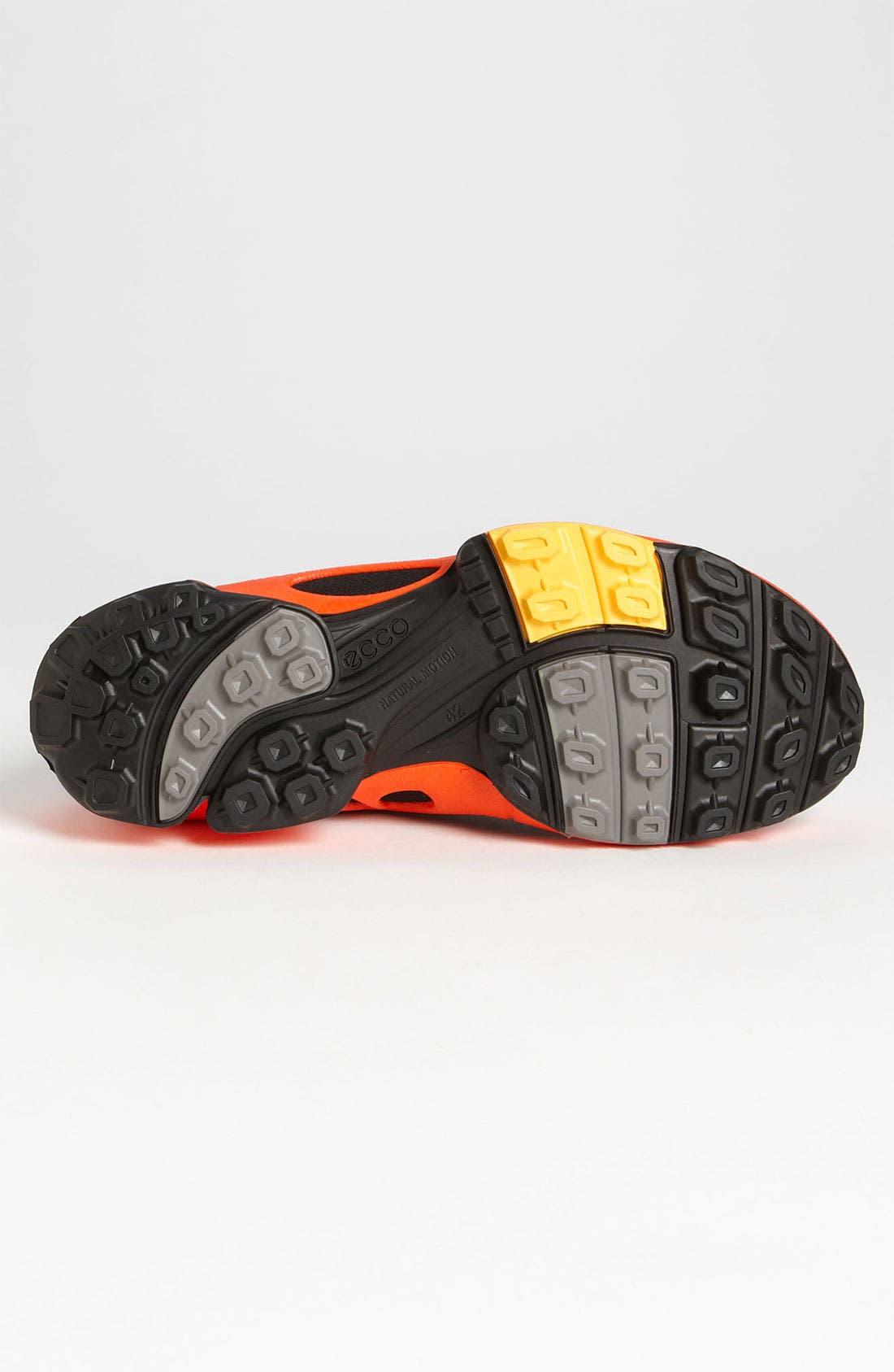 Alternate Image 4  - ECCO 'Biom Trail GTX' Running Shoe (Men)