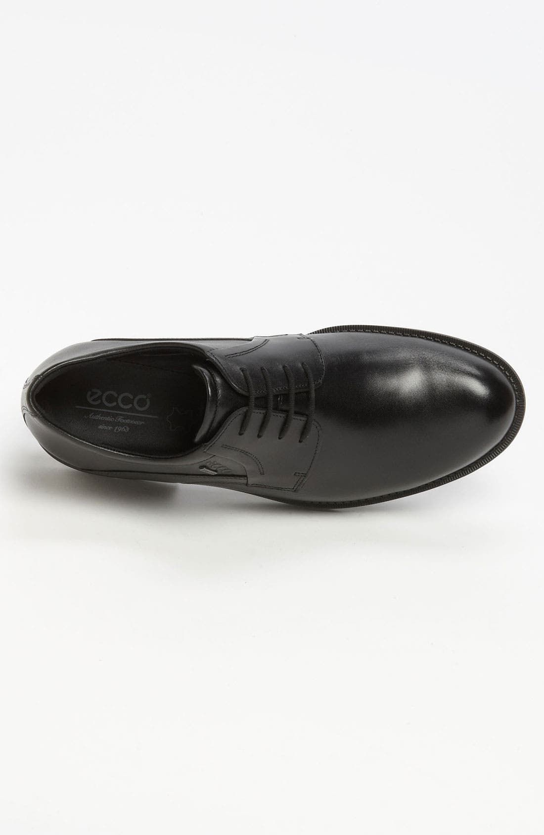 Alternate Image 3  - ECCO 'Birmingham' Plain Toe Derby (Online Only)