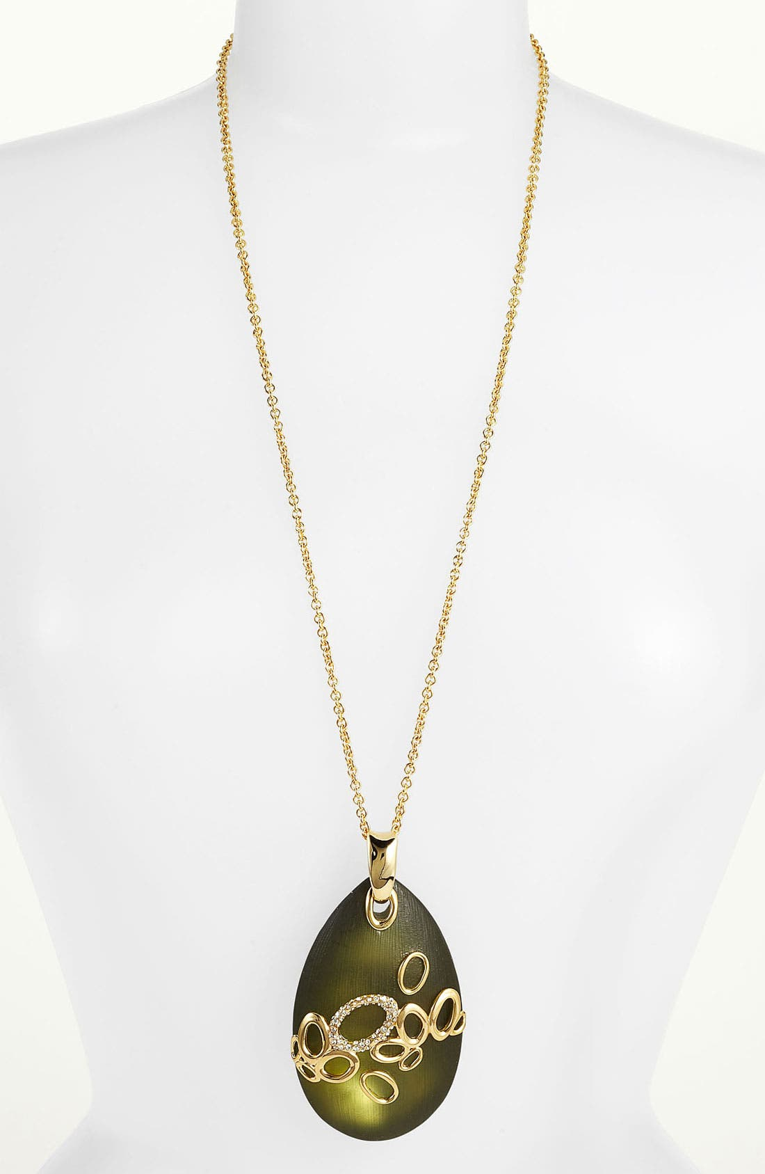 Alternate Image 1 Selected - Alexis Bittar 'Modular' Pendant Necklace