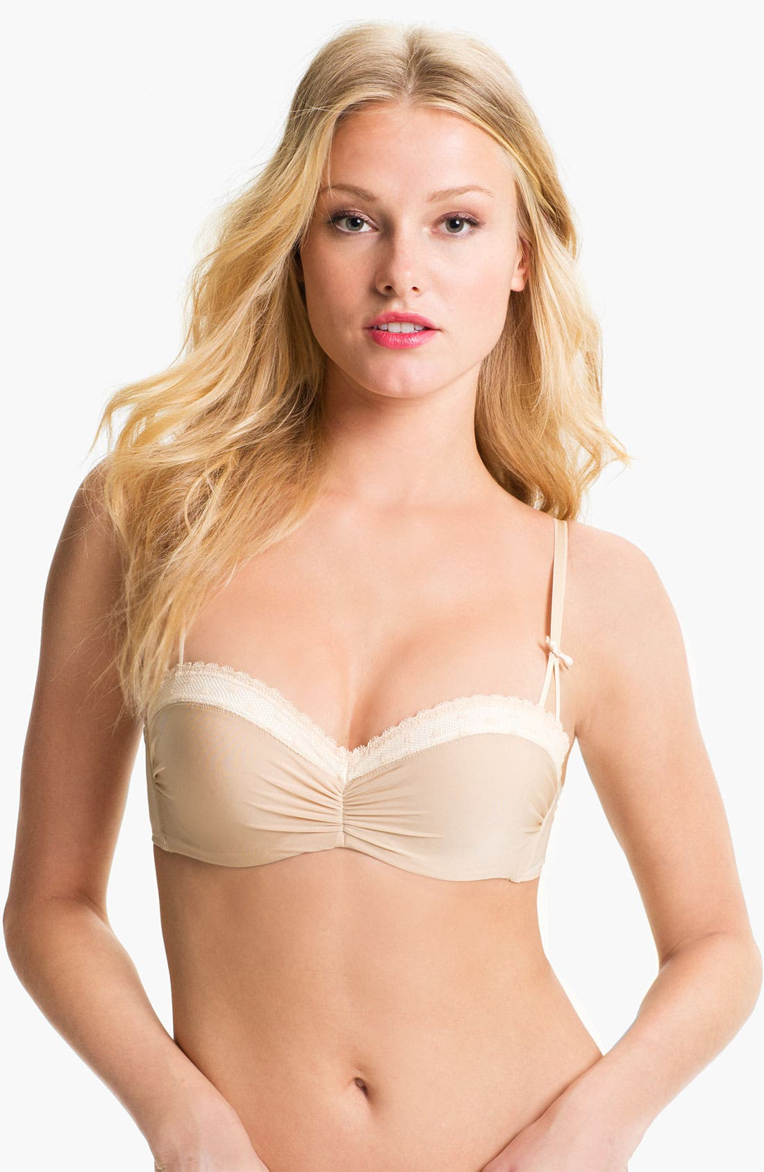 Alternate Image 1 Selected - Wacoal Petite Contour Underwire Bra