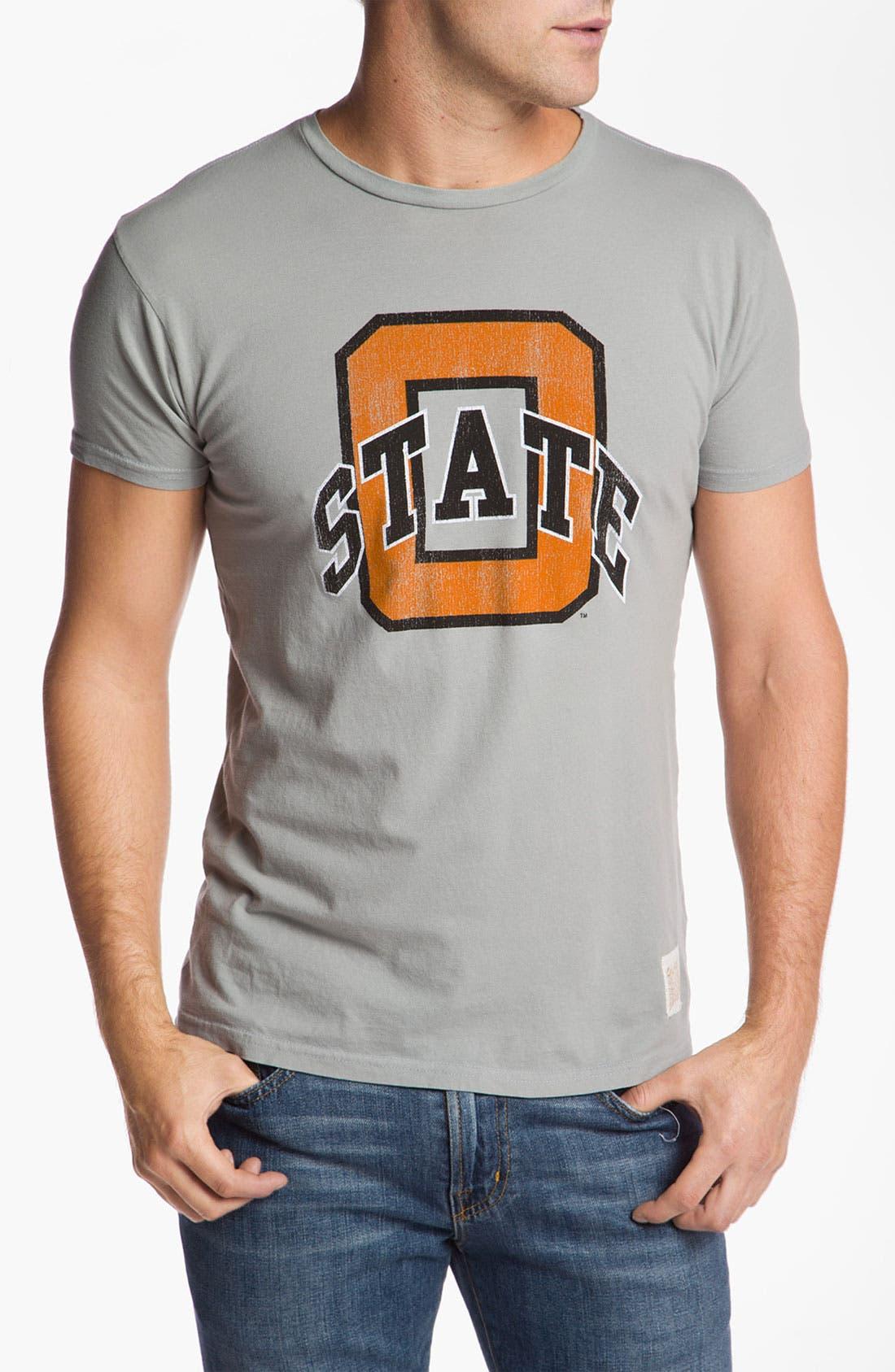 Alternate Image 1 Selected - The Original Retro Brand 'Oklahoma State' T-Shirt