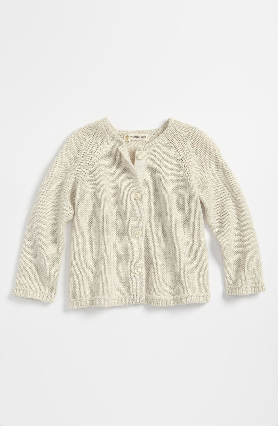 Main Image - Tucker + Tate 'Amber' Cardigan (Toddler)