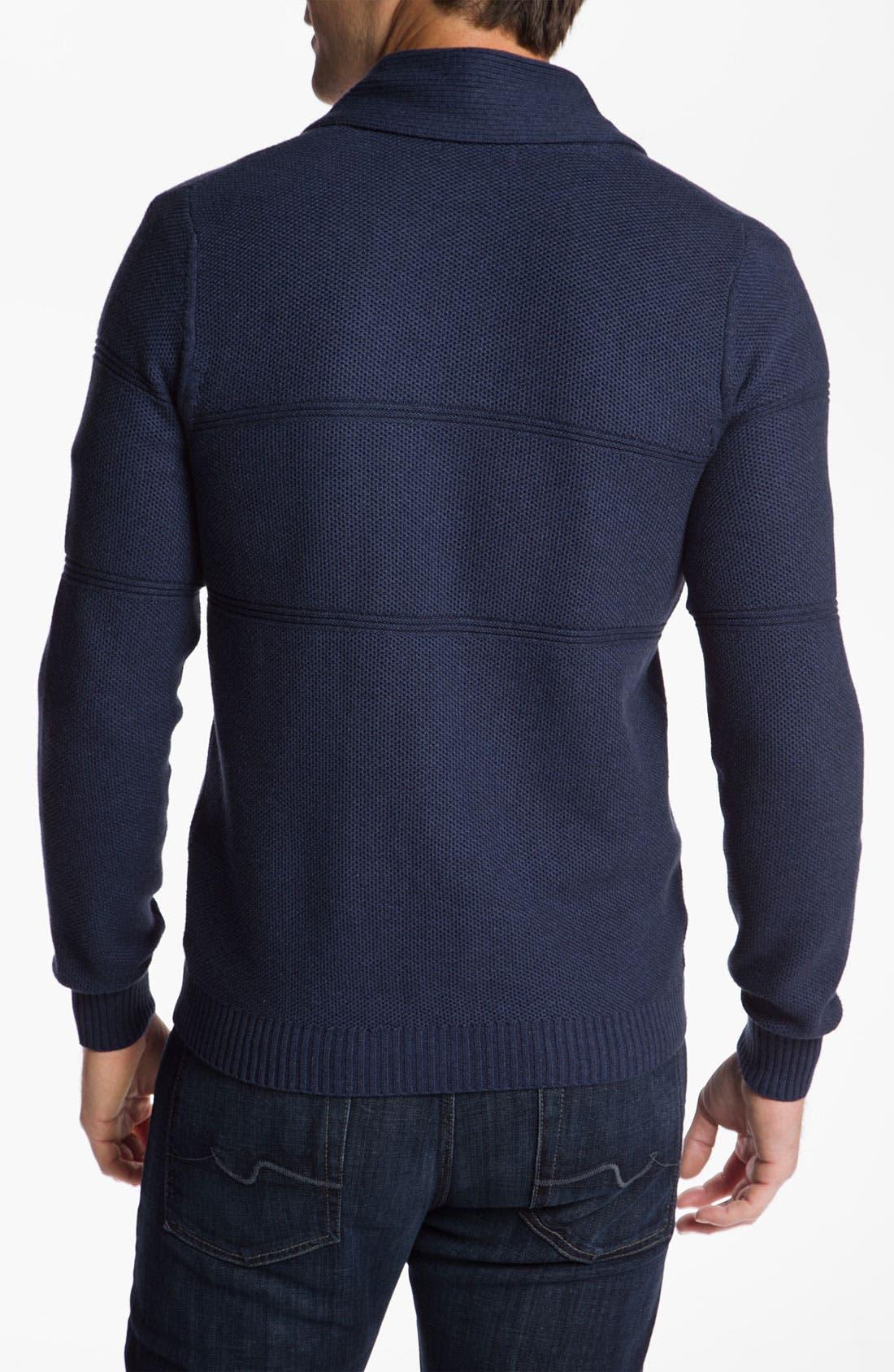 Alternate Image 2  - 7 For All Mankind® Shawl Collar Cardigan