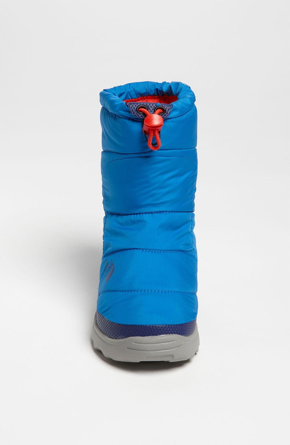Alternate Image 3  - The North Face 'Nuptse' Boot (Little Kid & Big Kid)