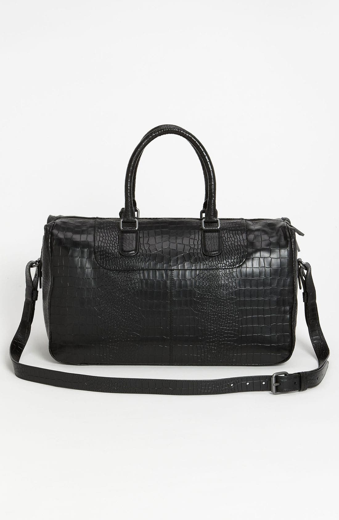 Alternate Image 2  - BOSS Black 'Ector' Duffel Bag