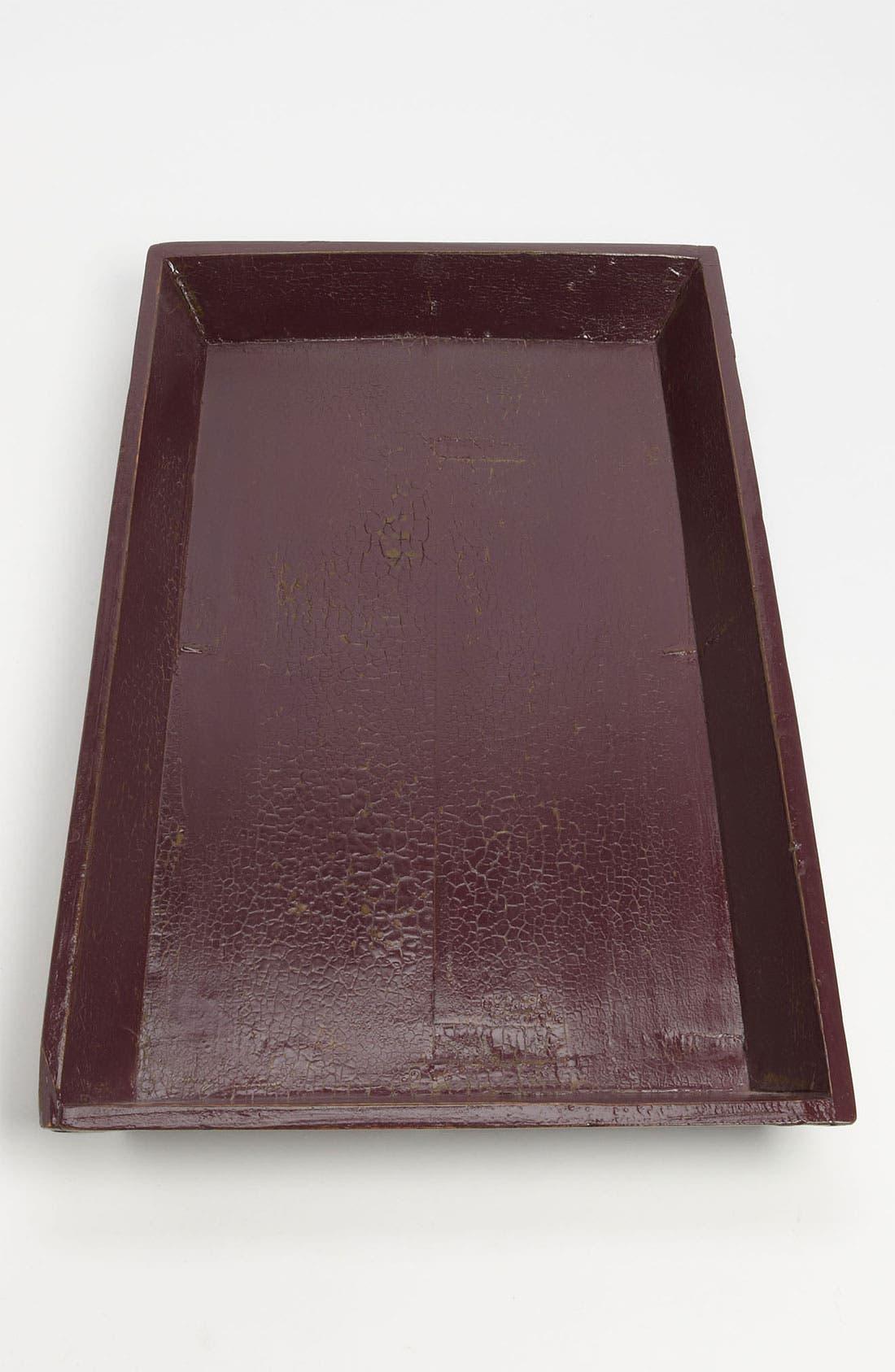 Main Image - Reclaimed Wood Tray