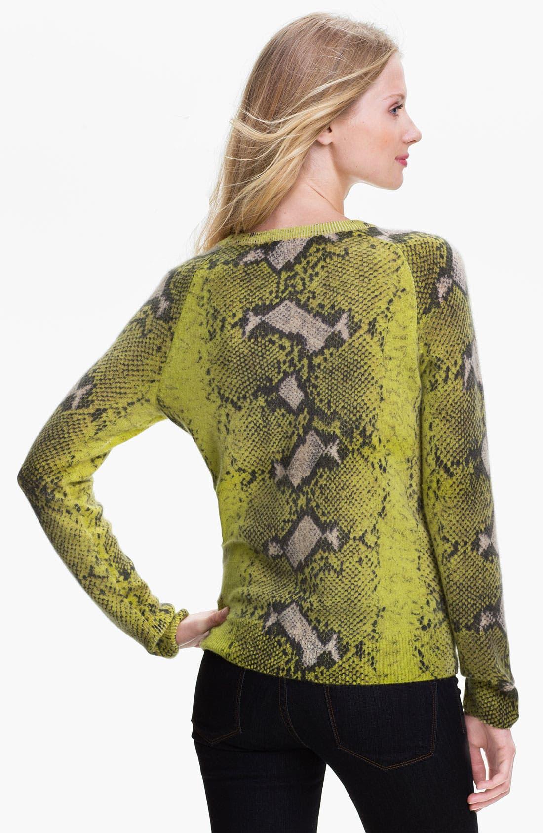 Alternate Image 2  - Equipment 'Sloan' Crewneck Cashmere Sweater