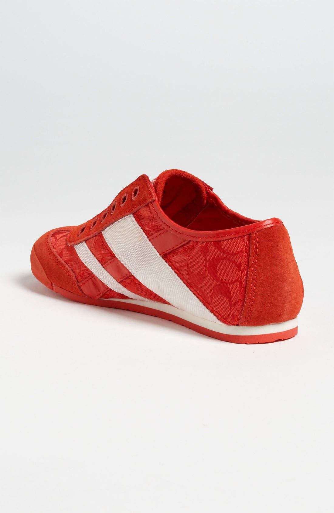 Alternate Image 2  - COACH 'Yanna' Sneaker