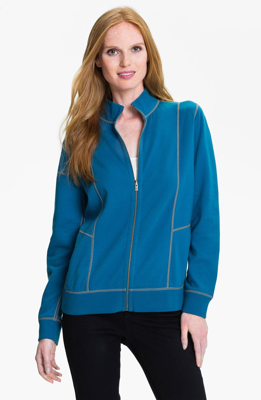 Main Image - Tommy Bahama 'Flip Side' Reversible Jacket