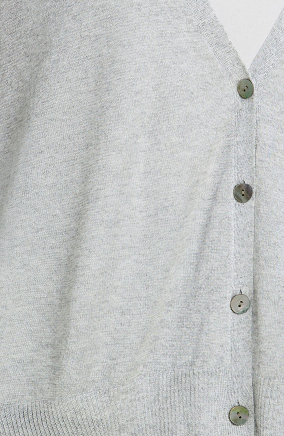 Alternate Image 3  - Eileen Fisher 'Shine' Cardigan (Plus)