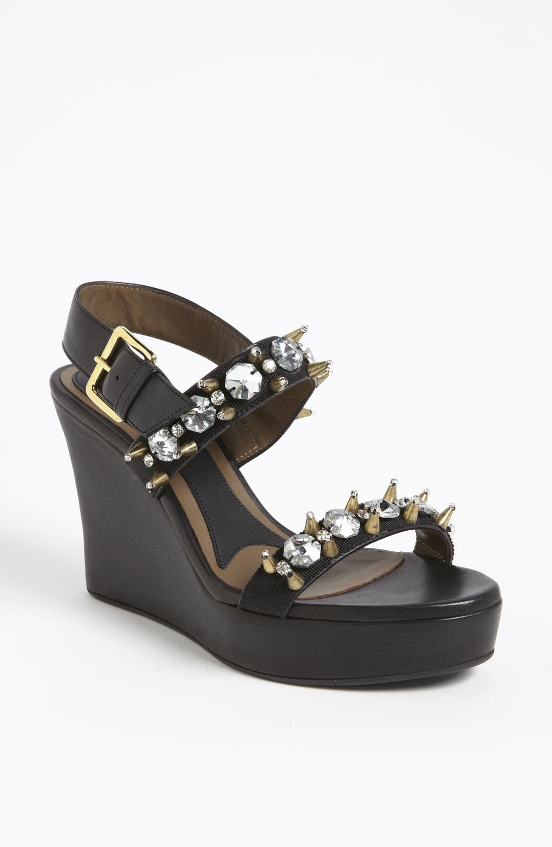 Alternate Image 1 Selected - Marni Crystal Wedge Sandal