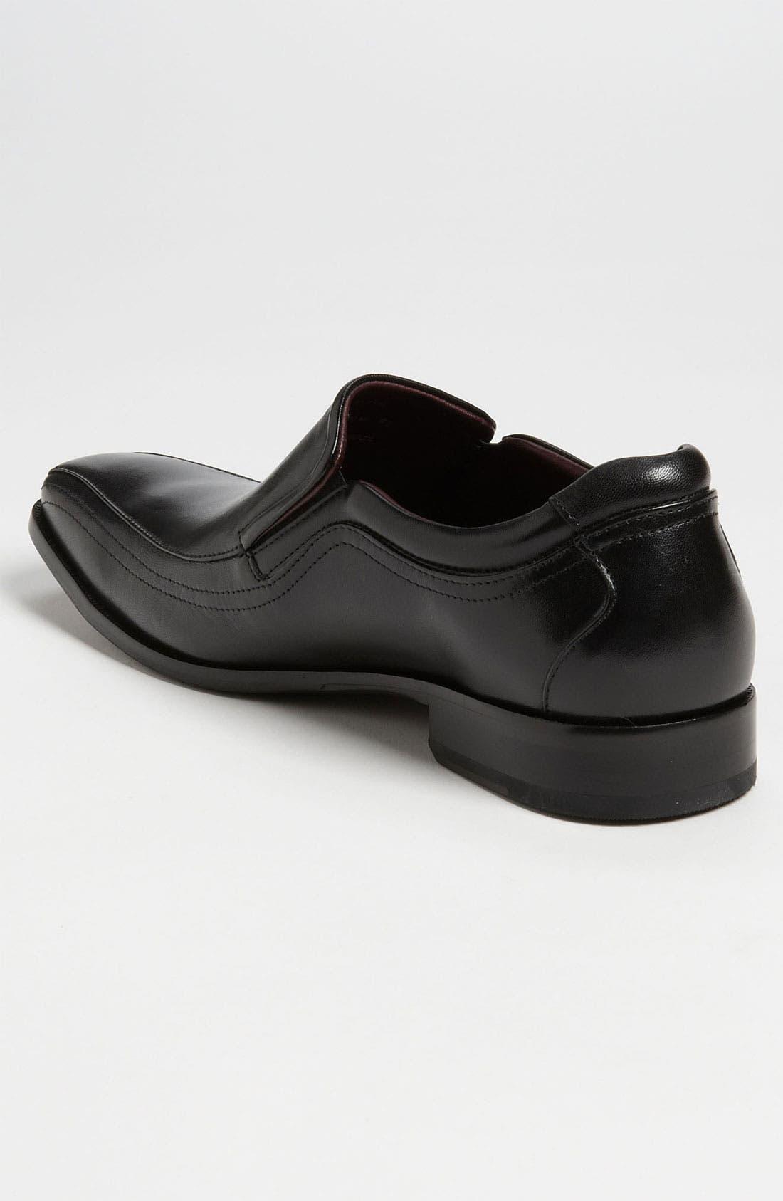 Alternate Image 2  - Johnston & Murphy 'Shaler' Venetian Loafer (Men)