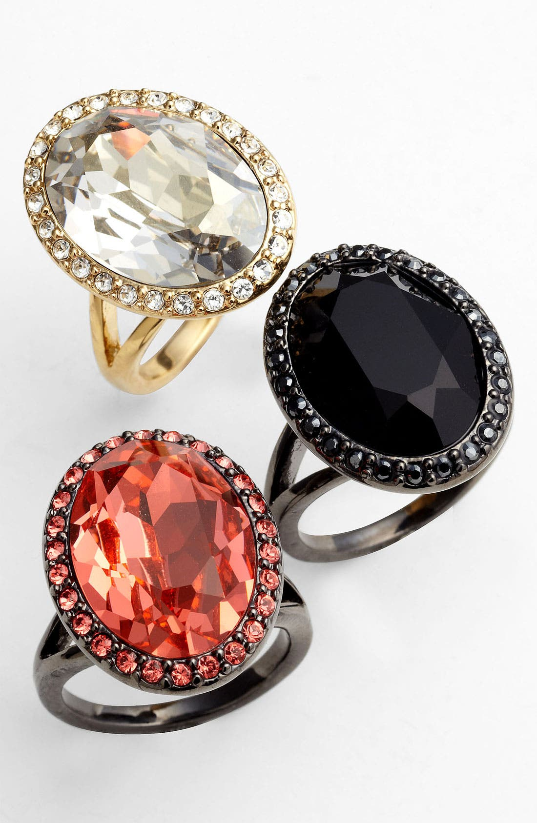 Alternate Image 1 Selected - Givenchy 'Rock Crystal' Cocktail Ring