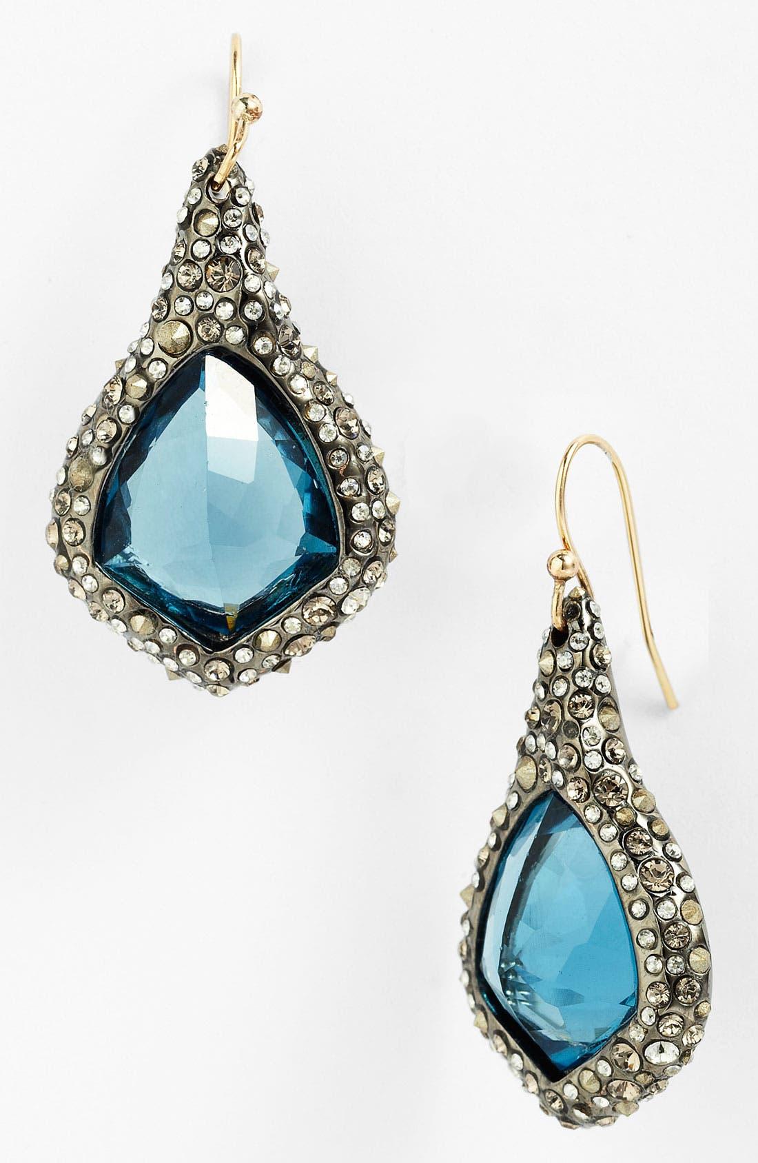 Main Image - Alexis Bittar 'Miss Havisham - Deco' Crystal Encrusted Drop Earrings (Nordstrom Exclusive)