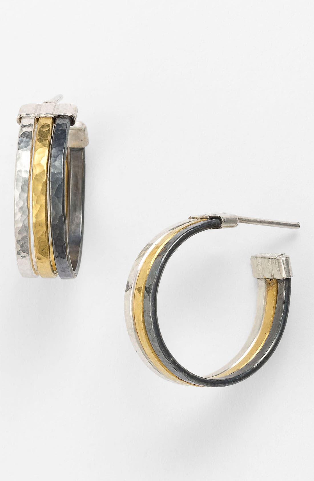 Alternate Image 1 Selected - Gurhan 'Skittle' Hoop Earrings