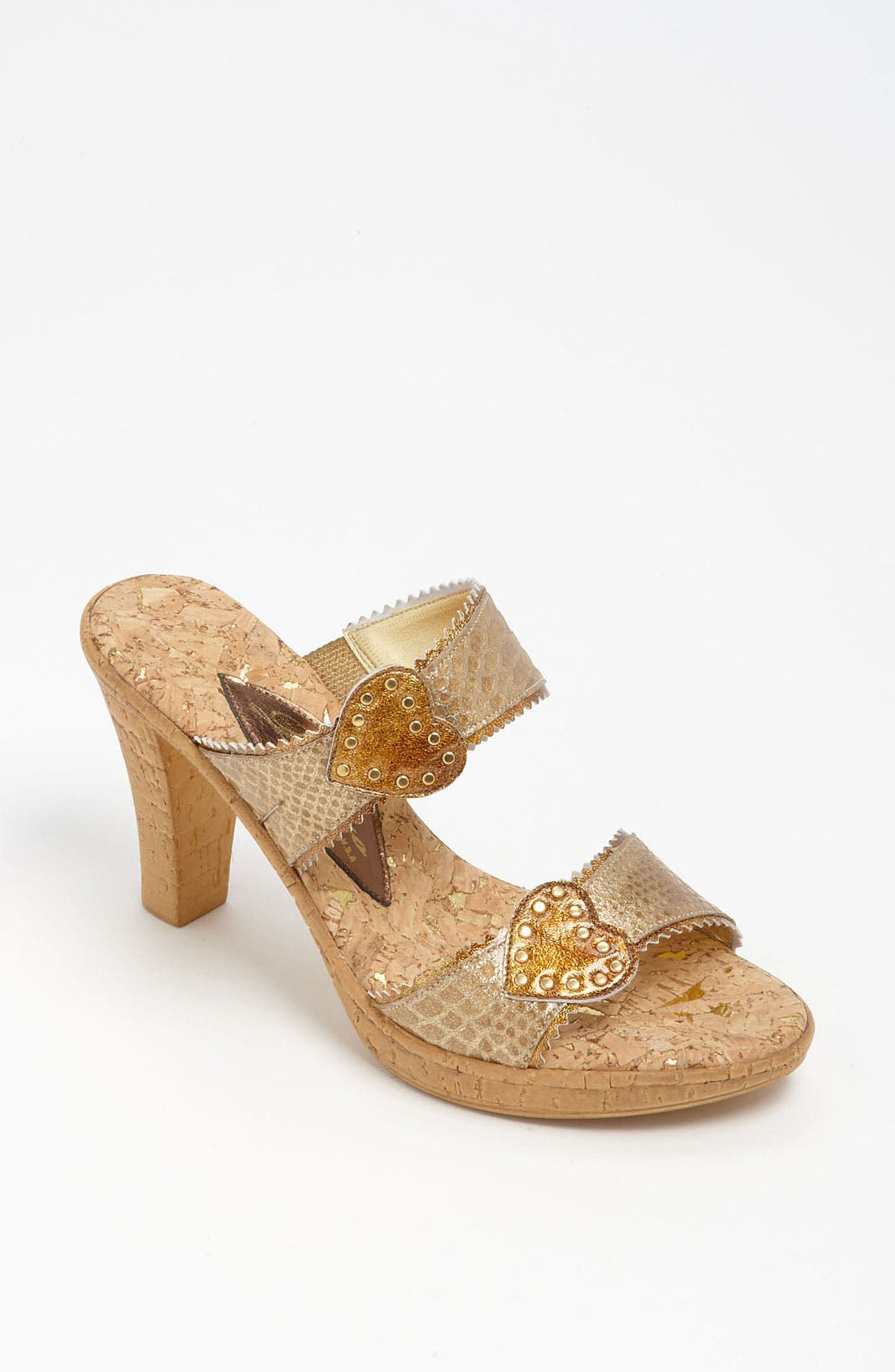 Alternate Image 1 Selected - Dezario 'Amor' Sandal