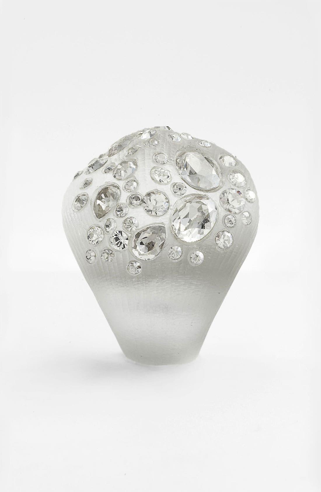 Alternate Image 2  - Alexis Bittar 'Teatro Moderne - Diamond Dust' Dome Ring