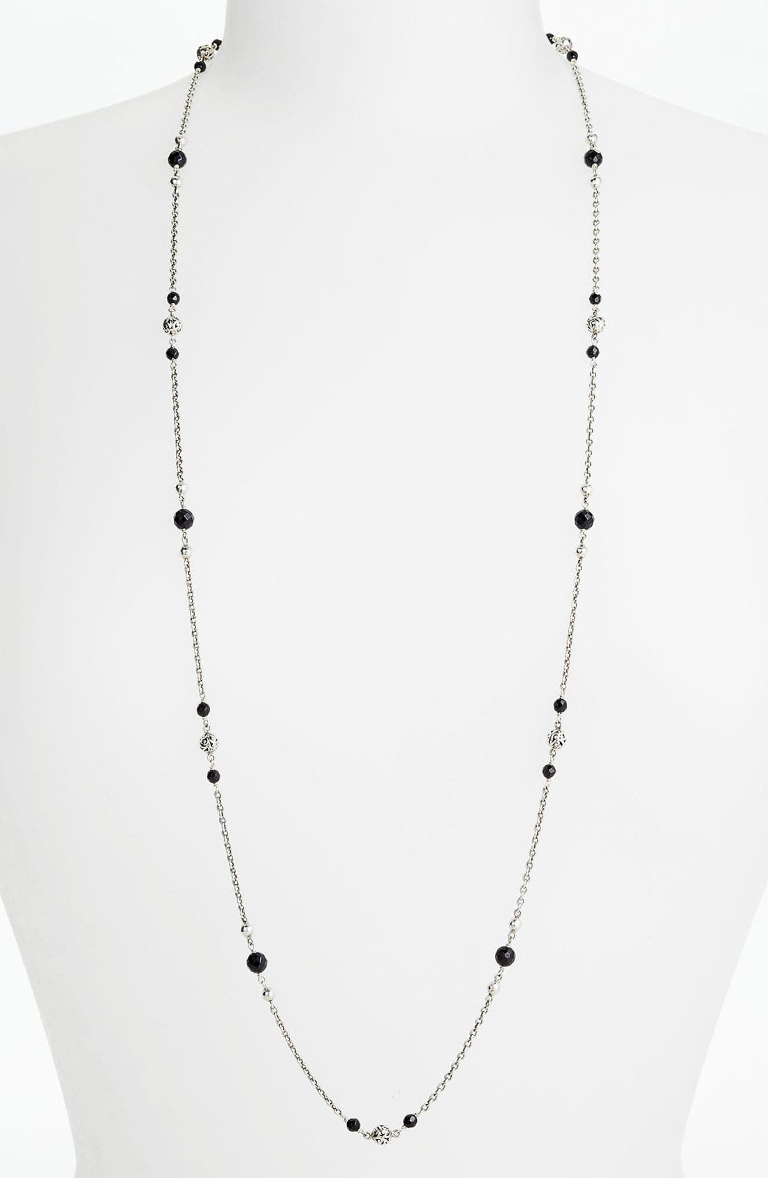 Main Image - Lois Hill Long Bead Station Necklace