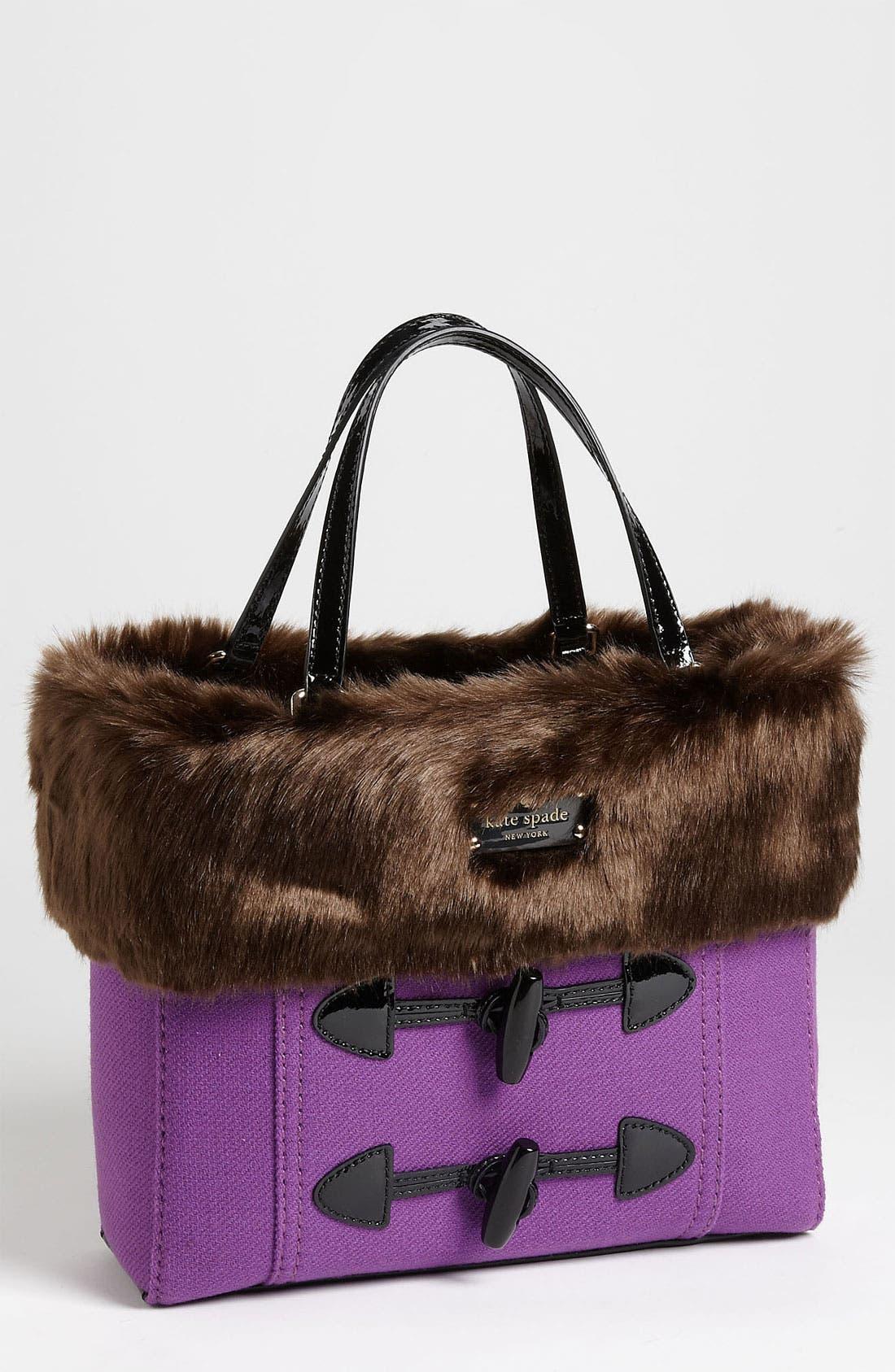 Alternate Image 1 Selected - kate spade new york 'foxtrot hill - quinn' handbag
