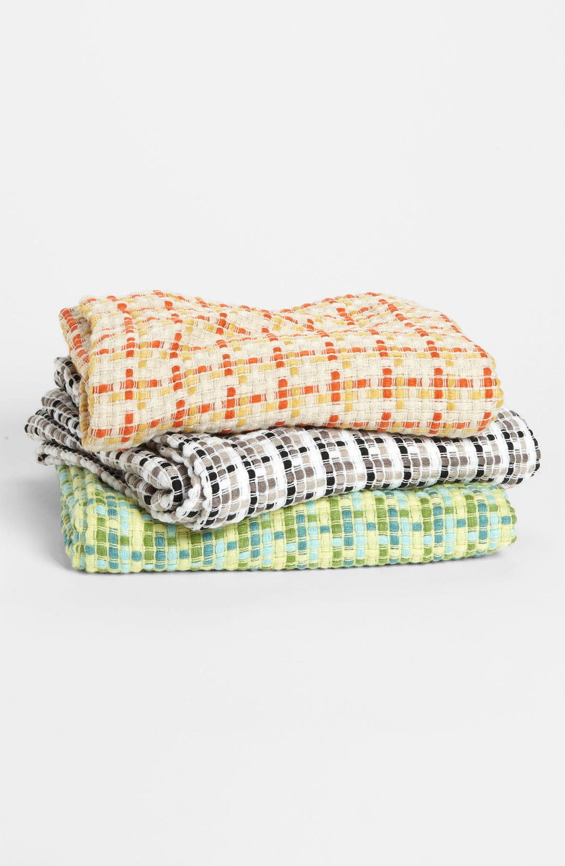 Alternate Image 1 Selected - Nordstrom at Home 'Windowpane' Throw