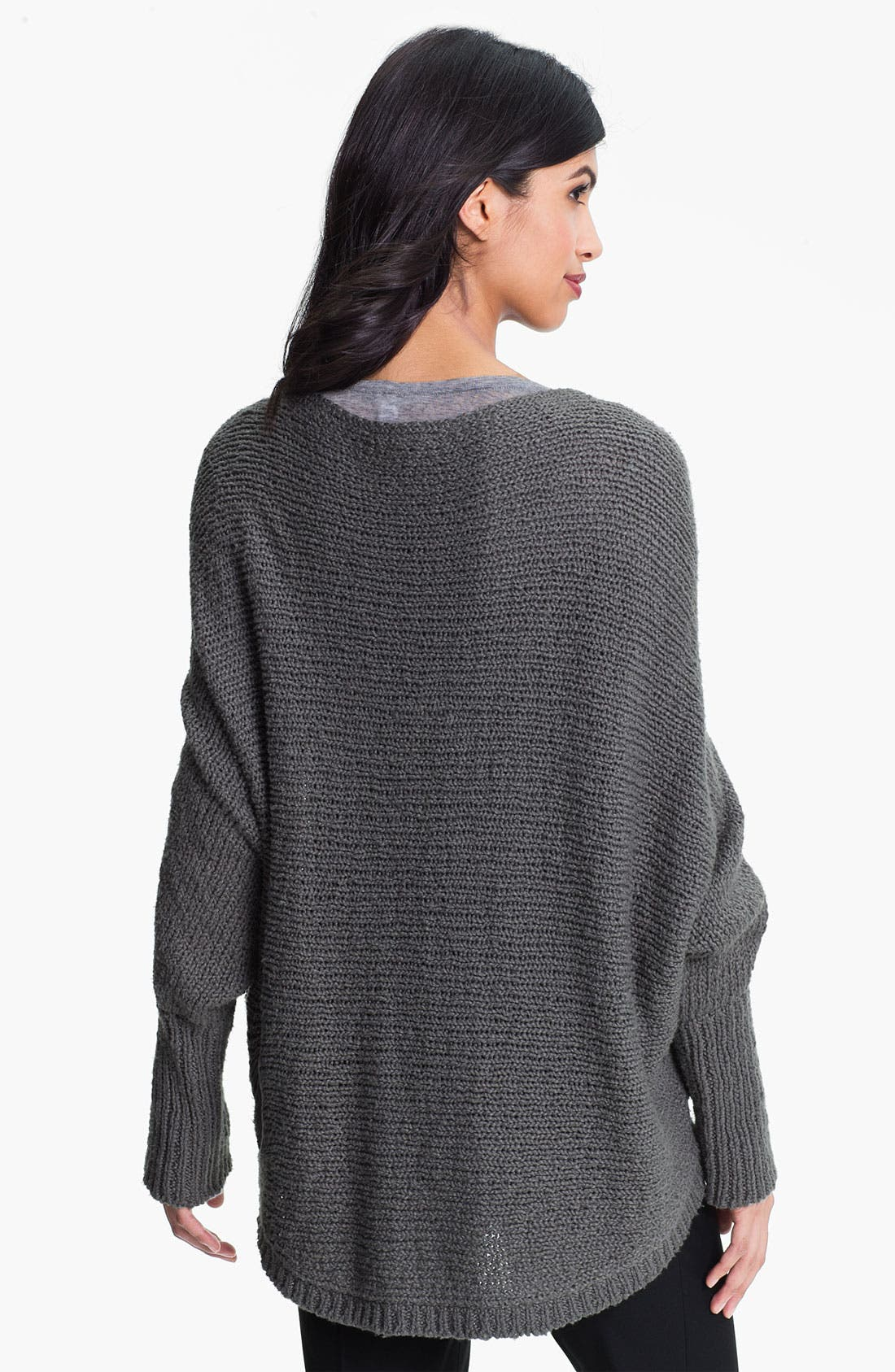 Alternate Image 2  - Eileen Fisher Bateau Neck Boxy Sweater (Online Exclusive)