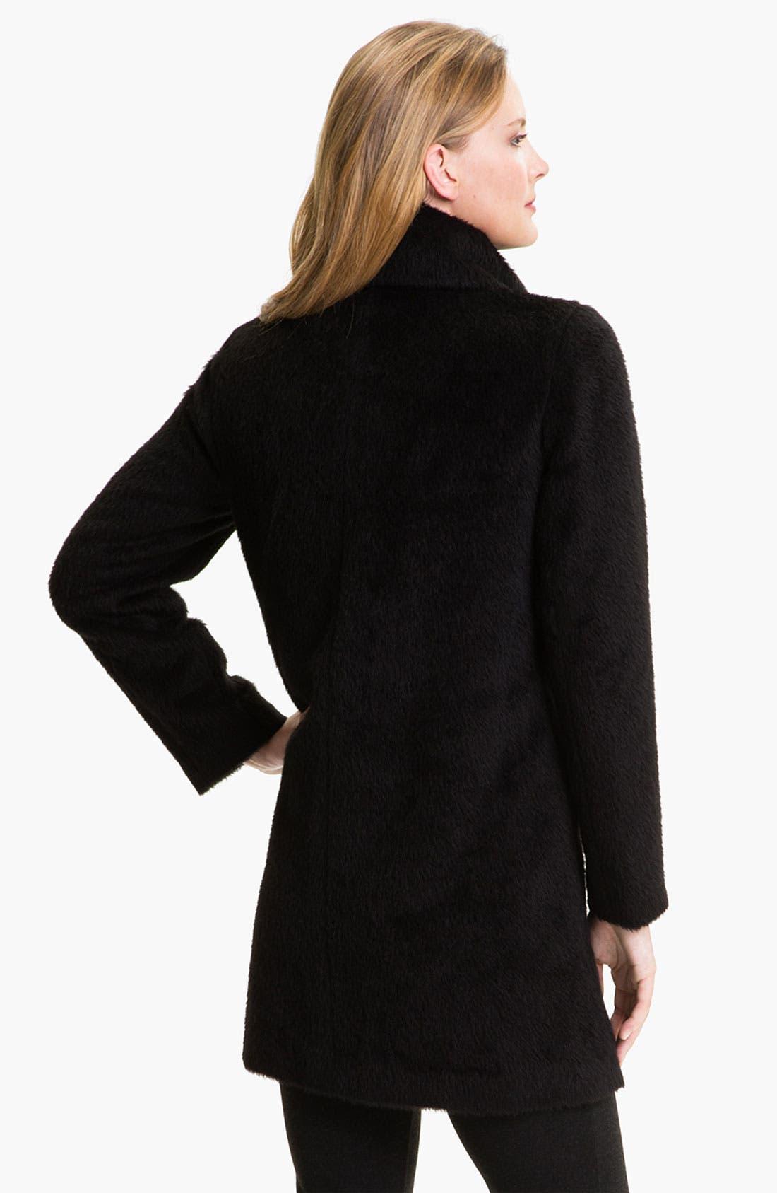 Alternate Image 2  - Eileen Fisher Suri Alpaca Coat