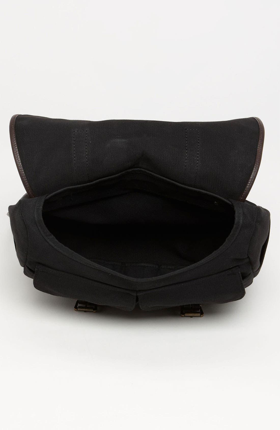 Alternate Image 3  - Filson Medium Twill & Leather Field Bag