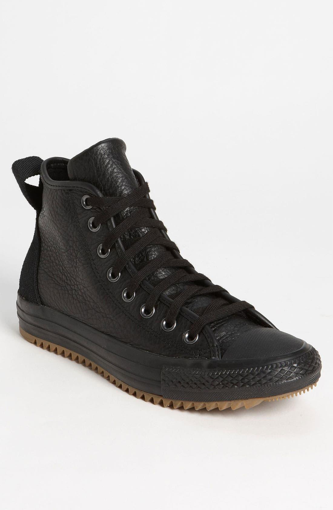 Main Image - Converse Chuck Taylor® 'Hollis' High Top Sneaker (Men)