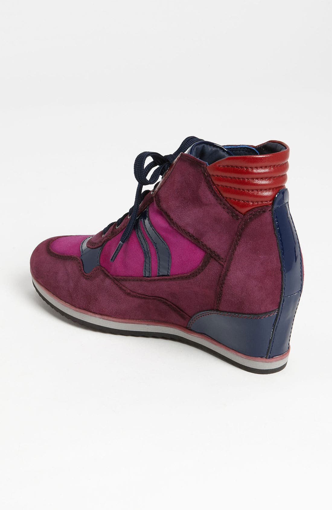 Alternate Image 2  - Geox 'D Illusion' High Top Wedge Sneaker