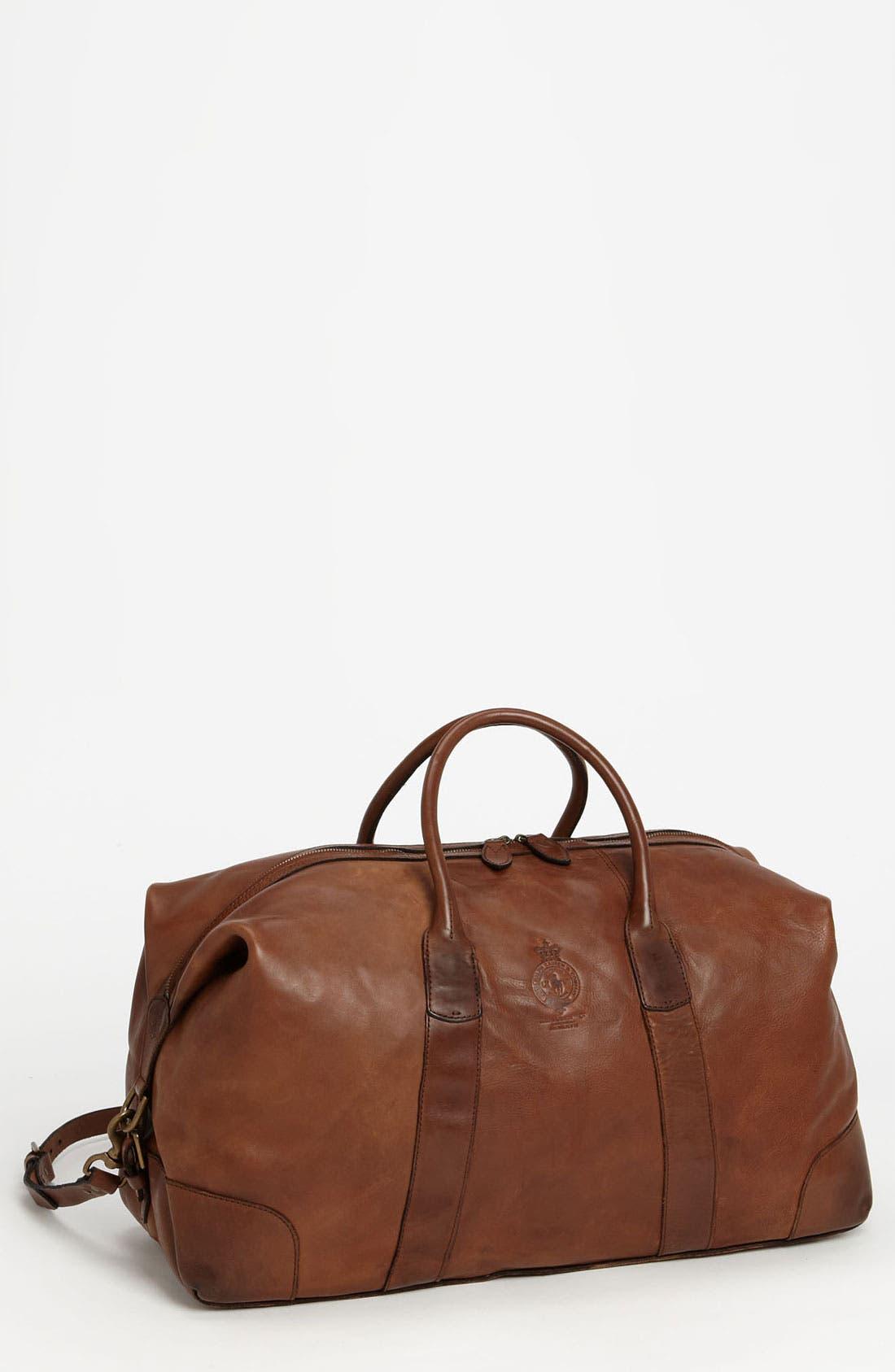 Alternate Image 1 Selected - Polo Ralph Lauren Duffel Bag