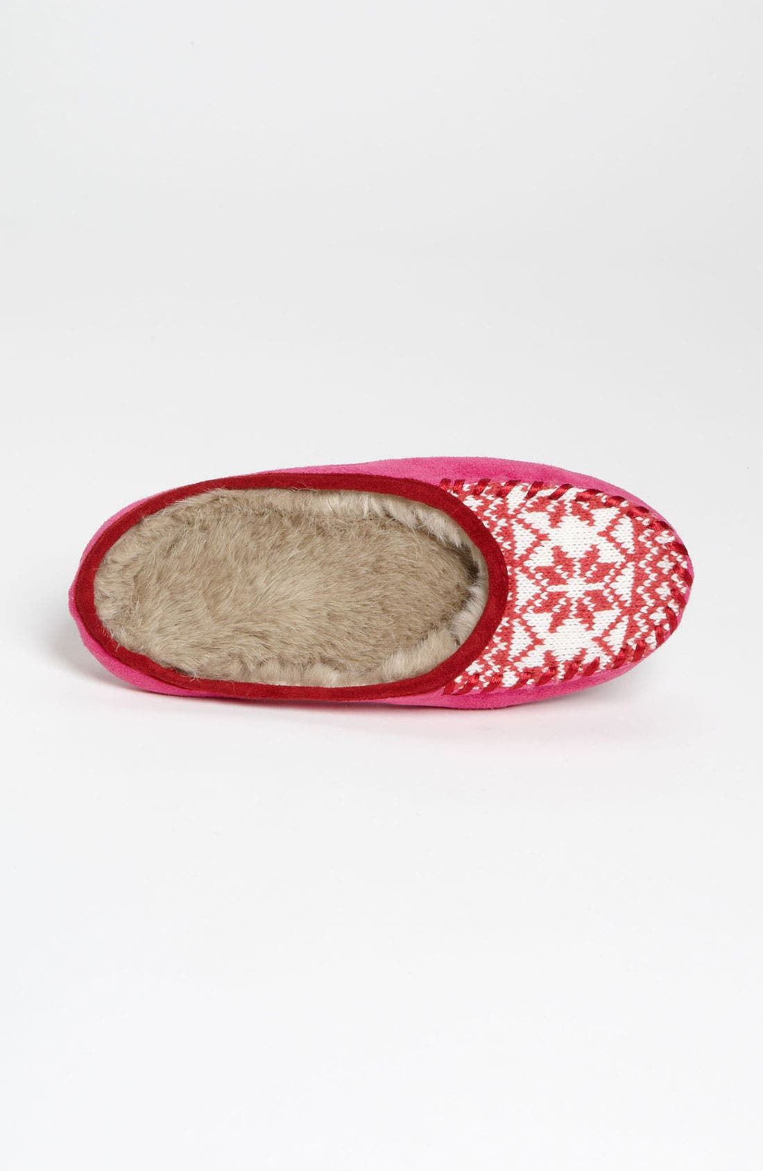 Alternate Image 4  - Make + Model Moccasin Slippers