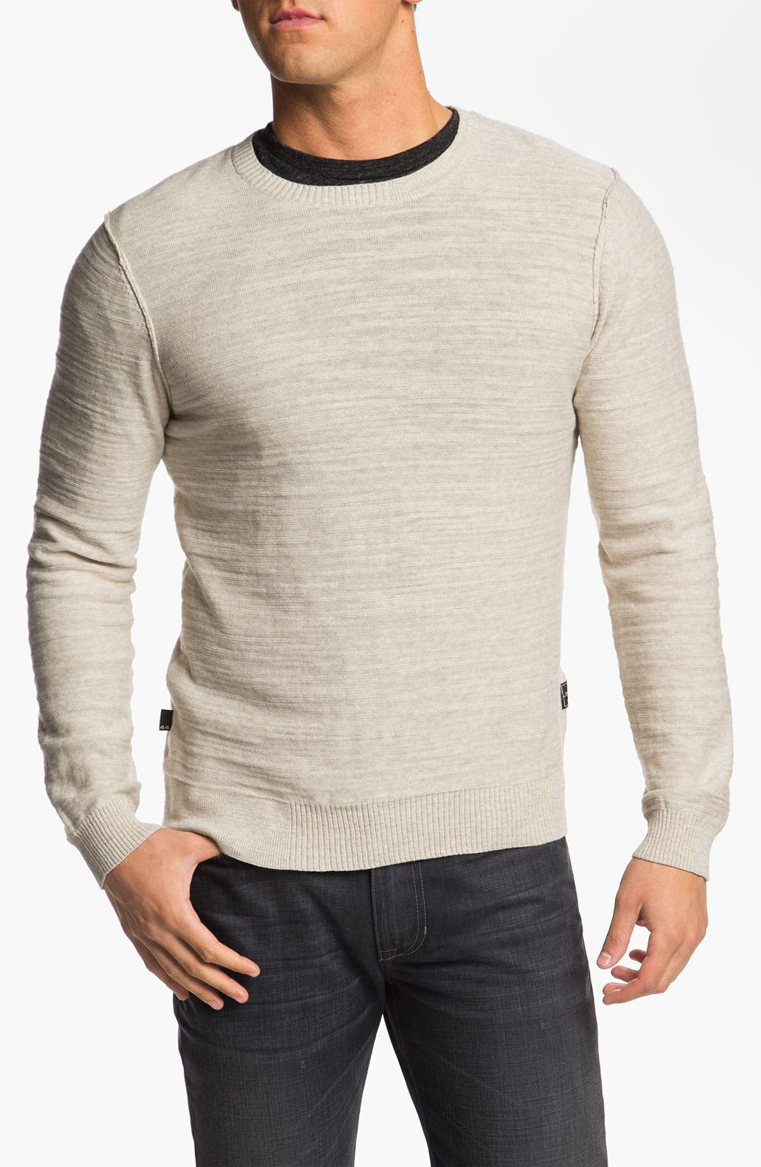 Main Image - R44 Rogan Standard Issue 'Enforcer' Crewneck Sweater