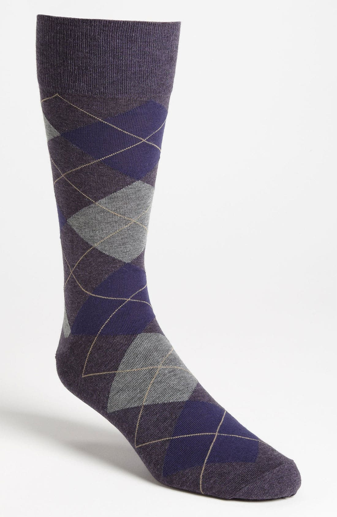 Alternate Image 1 Selected - Cole Haan 'Fashion Argyle' Socks