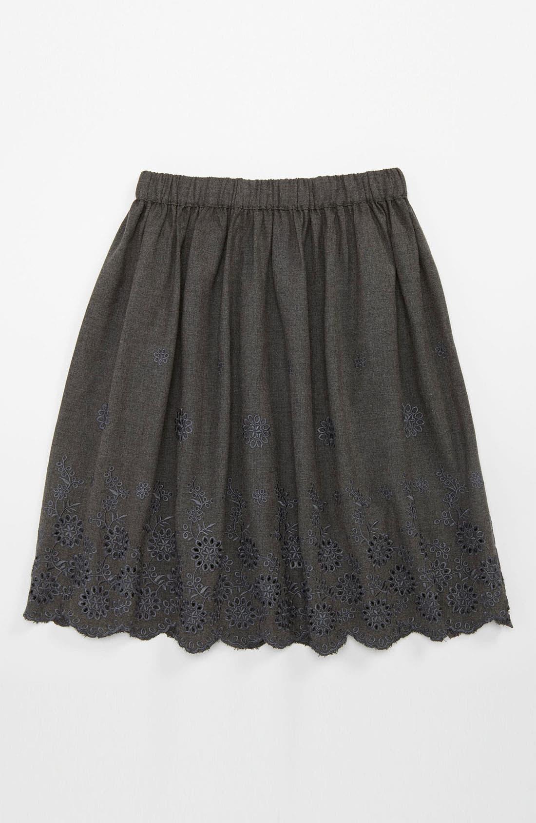 Alternate Image 1 Selected - Peek 'Harlow' Skirt (Toddler, Little Girls & Big Girls)