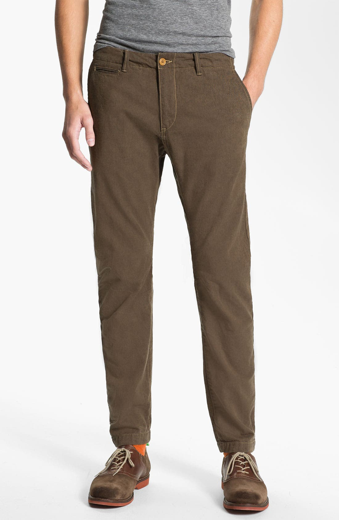 Alternate Image 1 Selected - Scotch & Soda Slim Fit Chinos