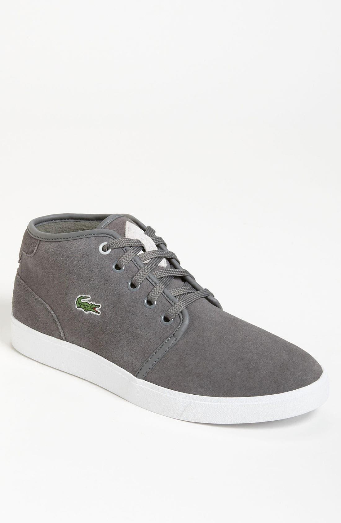 Alternate Image 1 Selected - Lacoste 'Benoit CIW' Sneaker