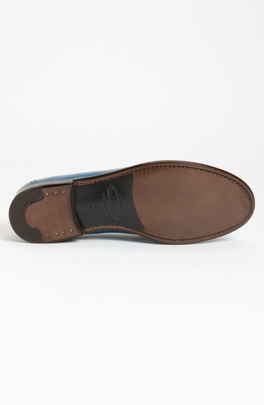 Alternate Image 4  - Salvatore Ferragamo 'Treviso' Tassel Loafer