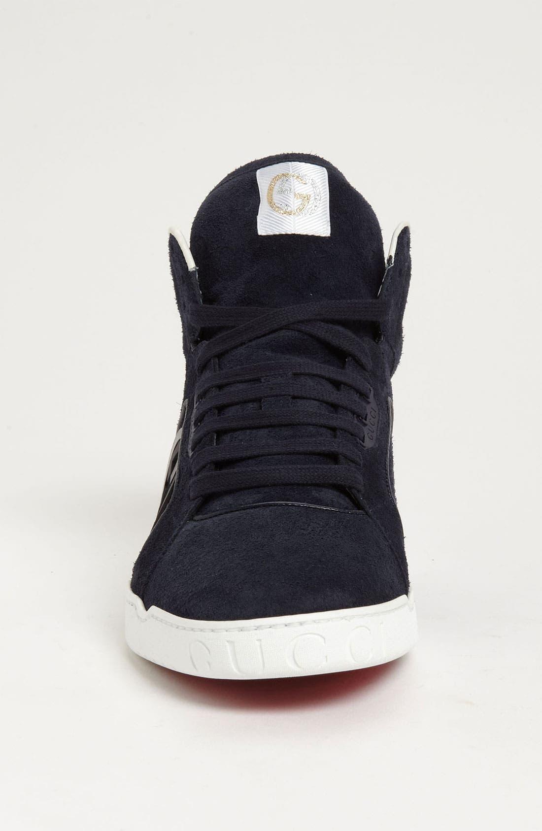 Alternate Image 3  - Gucci 'Rebound Mid' Sneaker (Men)