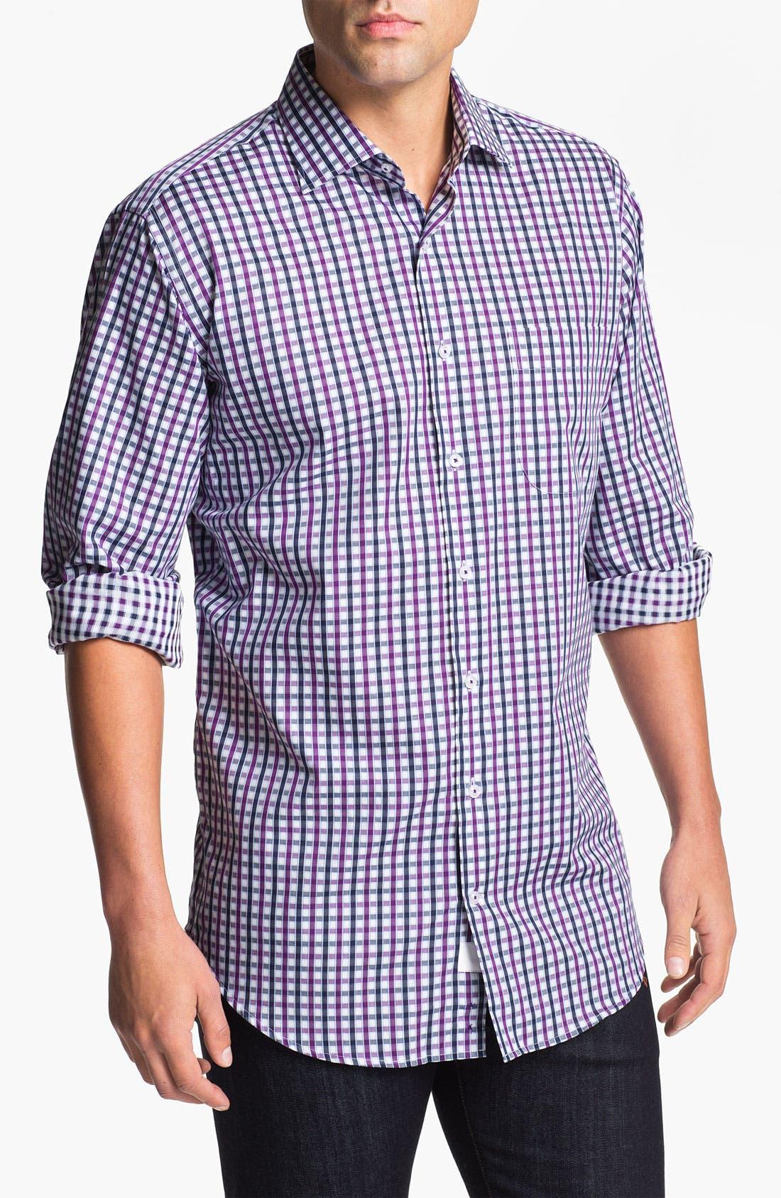 Main Image - Peter Millar Regular Fit Sport Shirt