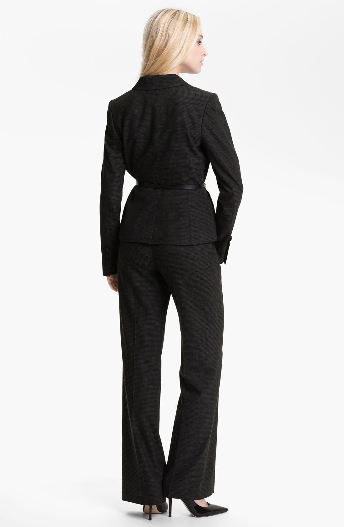 Alternate Image 5  - Classiques Entier® 'Glam Grid' Jacket