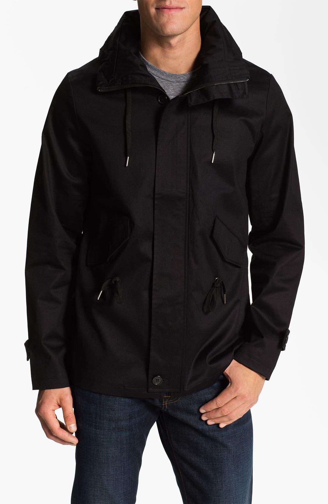 Alternate Image 1 Selected - Paul Black Jacket